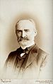 Frederick L. Hoffmann. Photograph by Rockwood, 1892. Wellcome V0027665.jpg