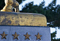 Friedlander signature - Valor - Arts of War - Arlington Memorial Bridge - 2013-09-30.jpg