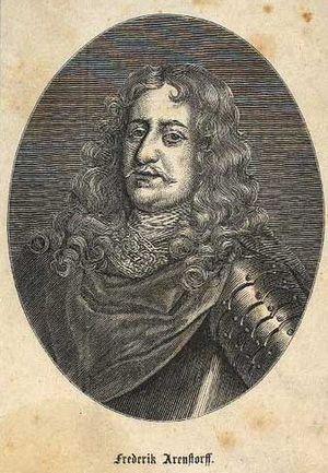 Friedrich von Arensdorff