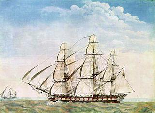 USS <i>Essex</i> (1799) 1799 frigate of the United States Navy