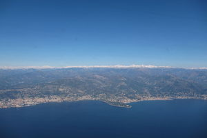 From Monaco to Menton
