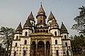 Front view of Hangseshwari Temple.jpg