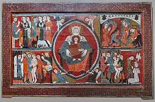 Frontal d'altar de Santa Margarida de Vilaseca