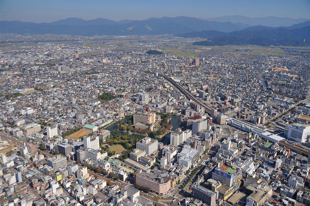 福井市中央公園 - Wikipedia