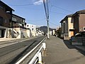 Fukuoka Prefectural Road No.504 near Kyushu High School 3.jpg