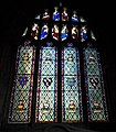 Fulbeck St Nicholas - Stained window 05.jpg