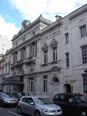 Fulham Road - Fulham Town Hall