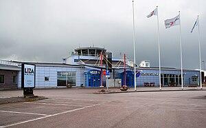 Gällivare Lapland Airport - Image: Gällivare flygplats