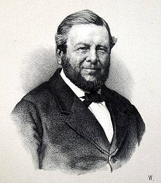 Sandvik - Göran Fredrik Göransson, founder of Sandvik.