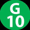 G-10 station number.png