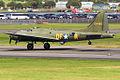 "G-BEDF - 124485 Boeing B-17G ""Sally B"" (21063997330).jpg"