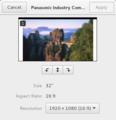 GNOME 3.14 settings displays.png