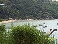 GOVERNADOR CELSO RAMOS (Ganchos), Santa Catarina, Brasil by Maria de Lourdes Dalcomuni (Ude) - panoramio (1).jpg