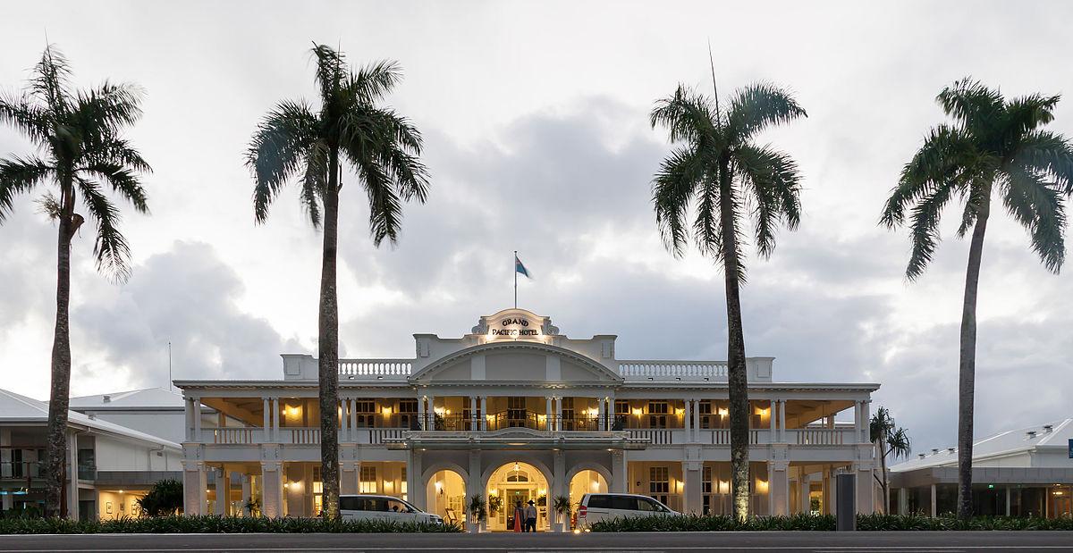 Fiji Hotels And Resorts