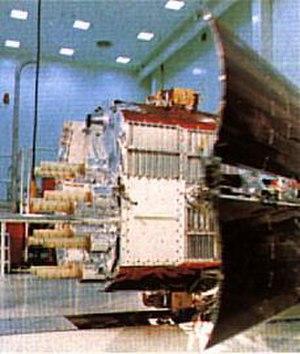 OPS 5111 - Image: GPS Block 1 satellite