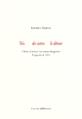GRISON Laurent - Vois des astres le détour - Couverture du livre.png