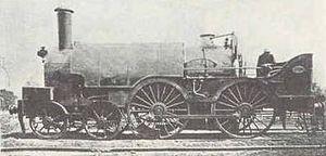 GWR Bogie Class - Horace c.1854