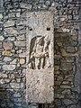 Galleria Duomo reperto romano antico a rilievo Brescia.jpg