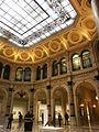 Gallerie di piazza Scala - Atrio principale del Palazzo della Banca Commerciale Italiana.JPG