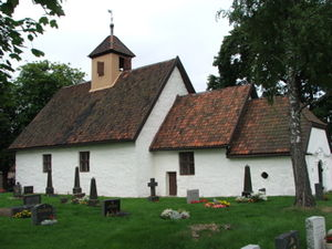 Glemmen - Glemmen Old church