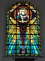 Ganzeville (Seine-Mar.) église, vitrail 03.jpg