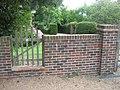 Gate in wall, Gedges Farm - geograph.org.uk - 1436248.jpg