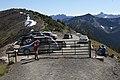 Gated road to Slate Peak.jpg
