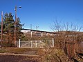 Gates at Abandoned Erskine Ferry Slipway - geograph.org.uk - 1735558.jpg