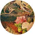 Gauguin 1886 Fleurs et oiseau.jpg