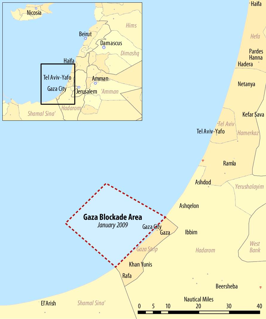 Gazaseablocade