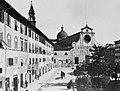 Gebrüder Alinari - Der Santa Trinita Platz (Zeno Fotografie).jpg