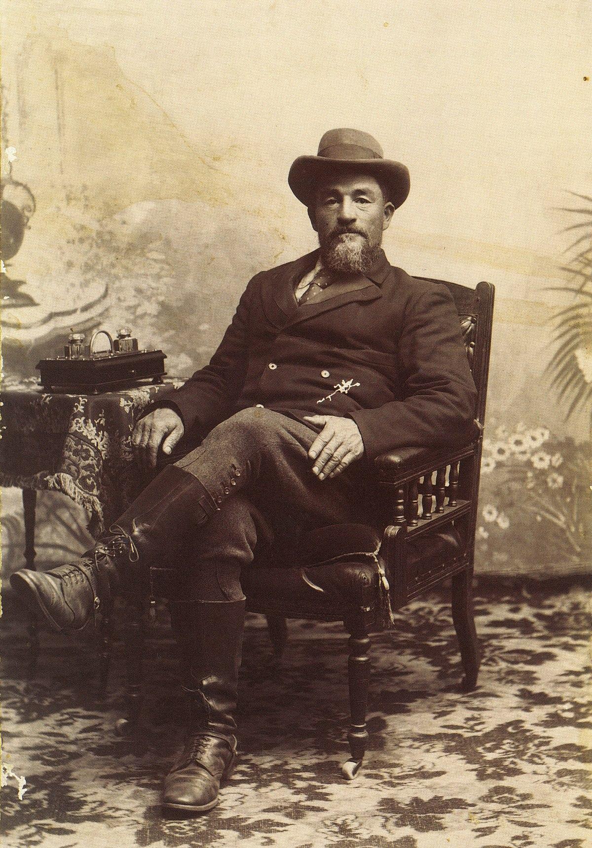 File:Generaal Christiaan de Wet - Bloemfontein 6.6.1902.jpg - Wikimedia  Commons