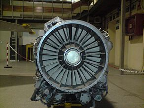 General Electric J85-GE-21B Front.jpg
