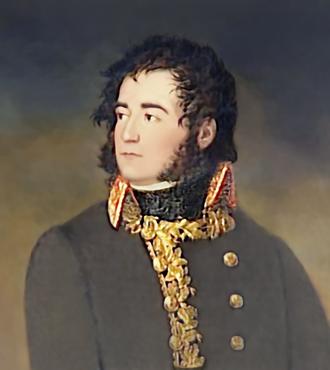 Jean-Antoine Marbot - General Jean-Antoine Marbot