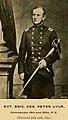 General Peter Lyle of the 90th Pennsylvania Infantry Regiment, from- Souvenir- survivors' association, Gettysburg 1888-9 (IA souvenirsurvivor00penn) (page 9 crop).jpg