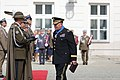General Richard Hayes decorated by the President of the Republic of Poland Andrzej Duda.jpg