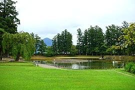 General view - Motsuji, Hiraizumi, Iwate - DSC04467.jpg