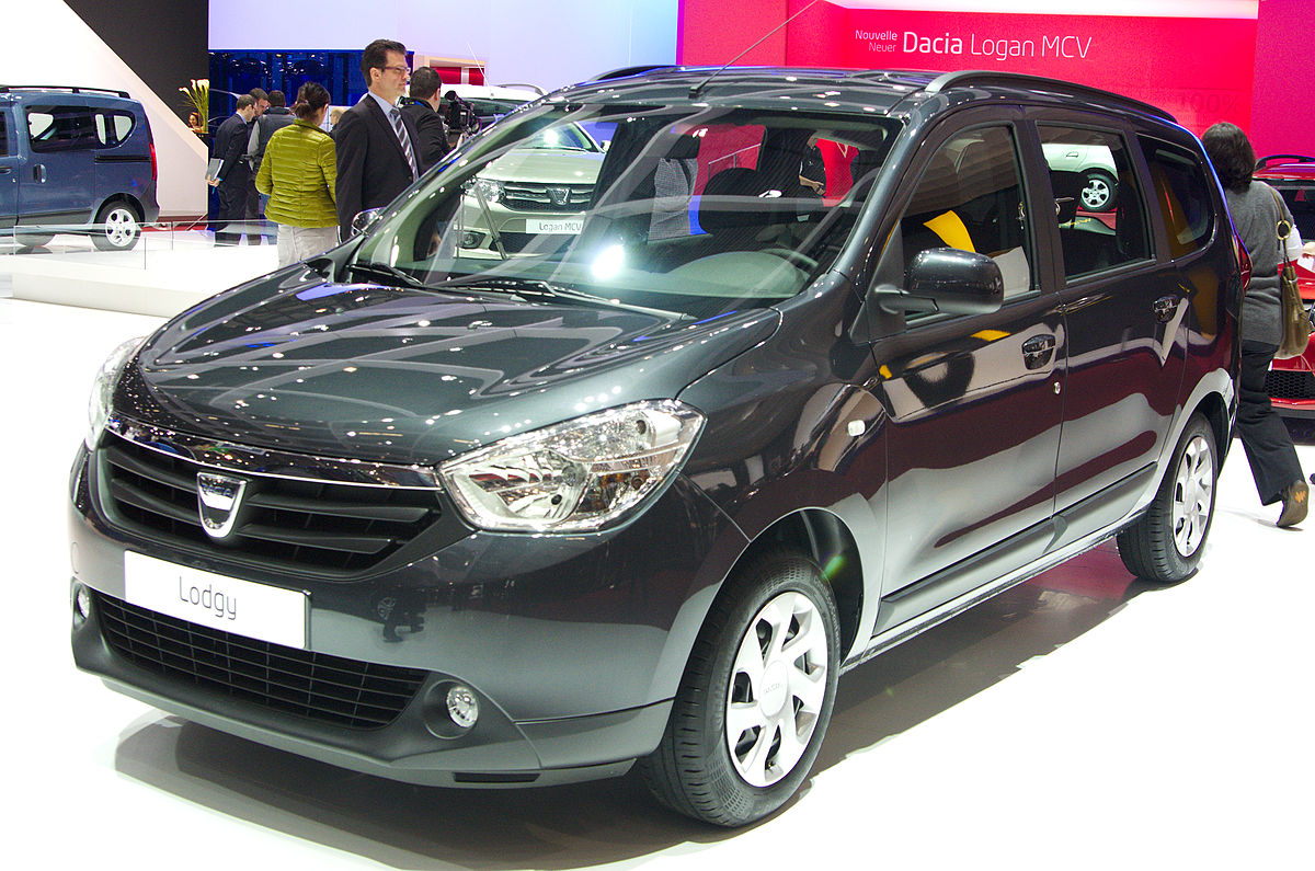 dacia lodgy wikipedia