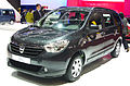 Geneva MotorShow 2013 - Dacia Lodgy.jpg