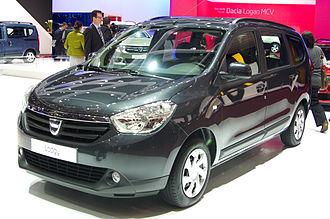 Dacia Lodgy - Dacia Lodgy