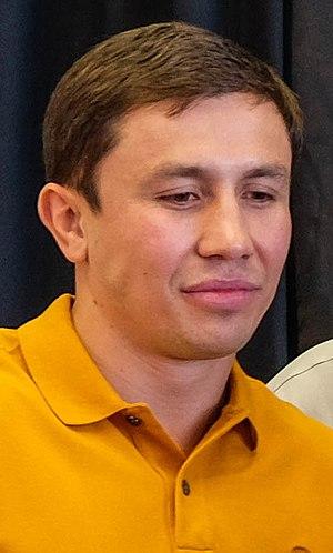 Gennady Golovkin - Golovkin in 2015