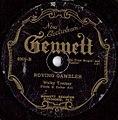 Gennett 6005 B - RovingGambler.jpg