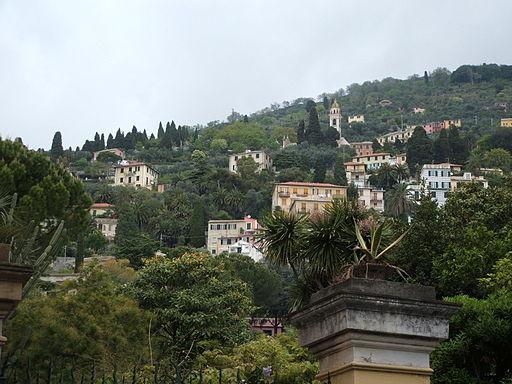 Genova-Sant'Ilario vista da Nervi-DSCF6744