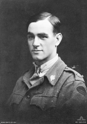 33rd Battalion (Australia) - George Cartwright, one of two men from the 33rd to receive the Victoria Cross.