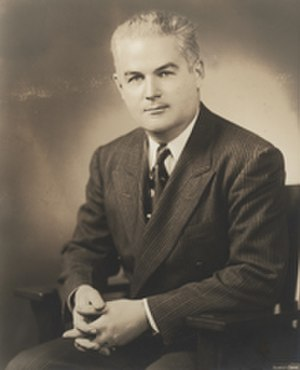Michigan's 13th congressional district - Image: George D. O'Brien
