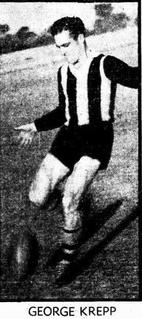George Krepp Australian footballer