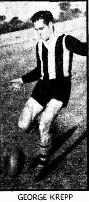 Swan Districts Football Club - George Krepp 1938