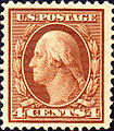 George Washington 1908 Issue-4c.jpg