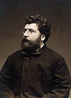 Georges Bizet French composer