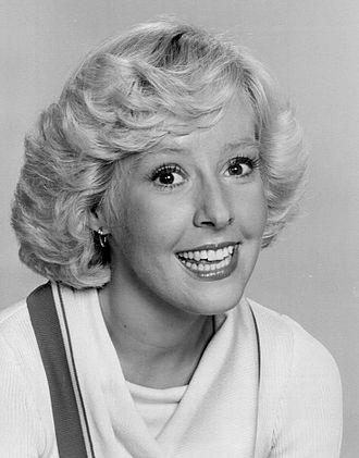 Georgia Engel - Georgia Engel in 1977